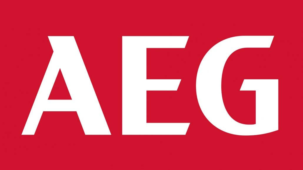 AEG appliance repair