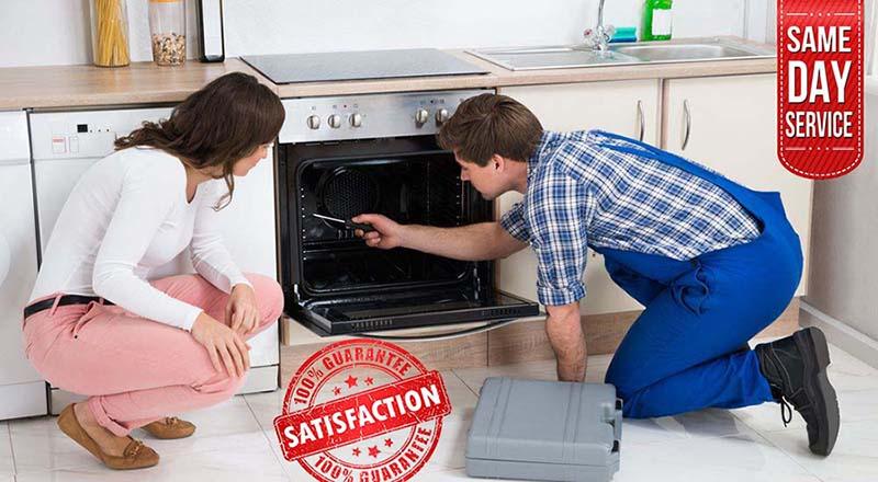oven repairs professionals